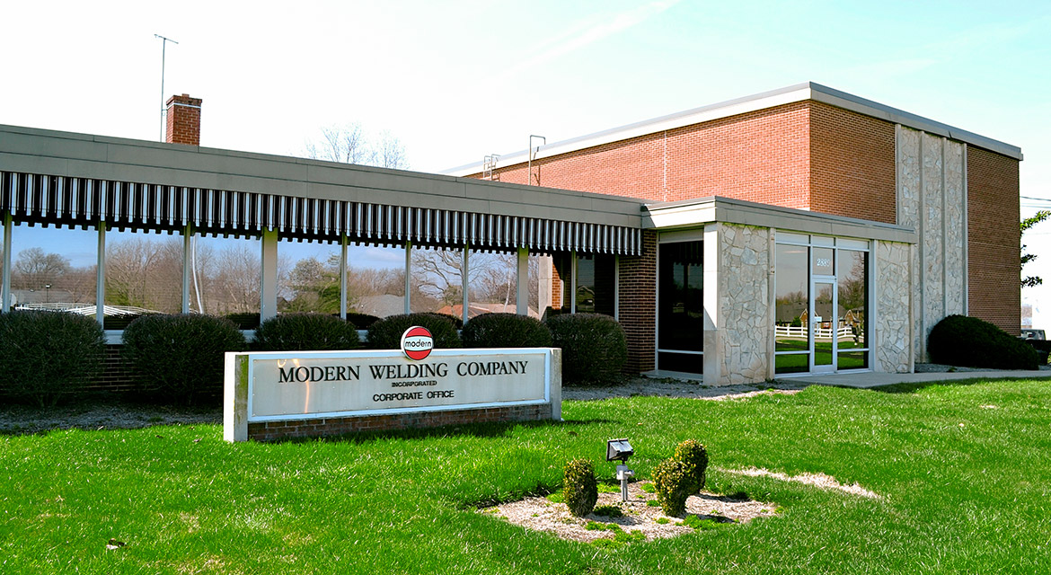 Modern Welding Corporate Office