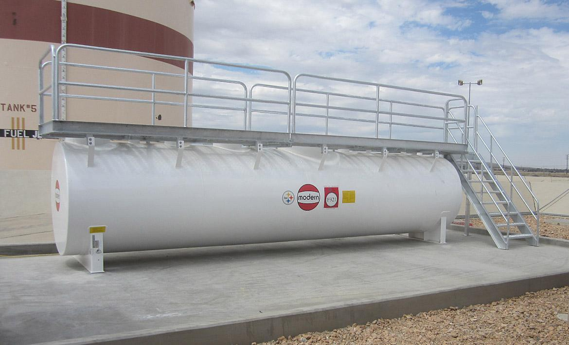 STI-F921 Aboveground Storage Tank Solutions