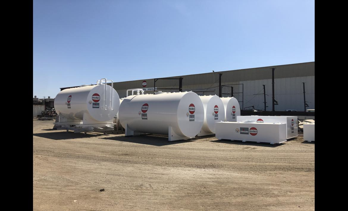 Fireguard Aboveground Storage Tanks for Aviation, Petroleum & Chemical Markets