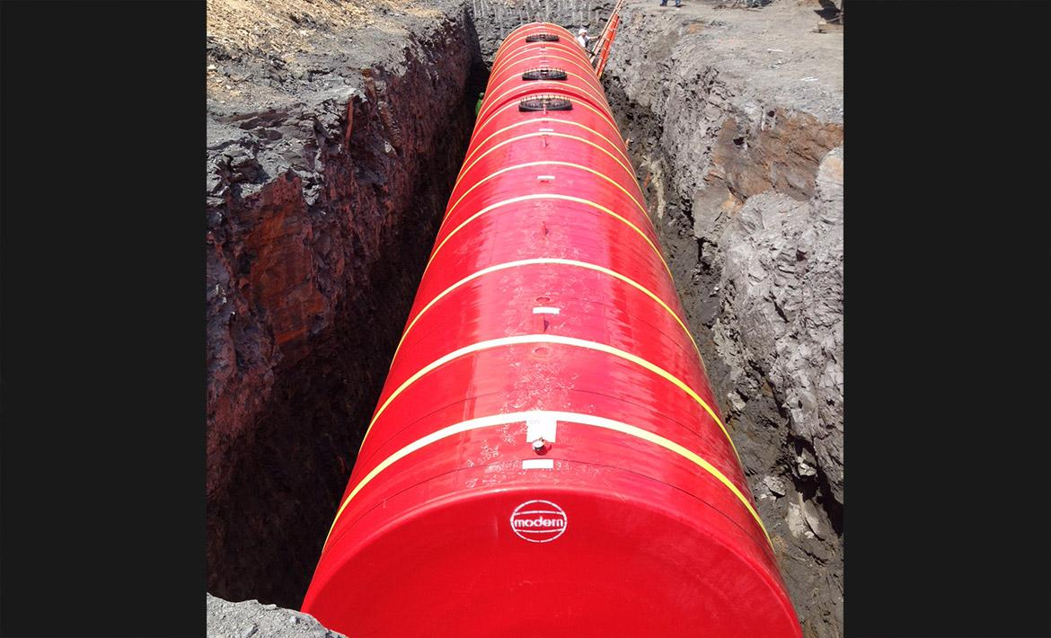 Act-100 Underground Storage Tank Solutions