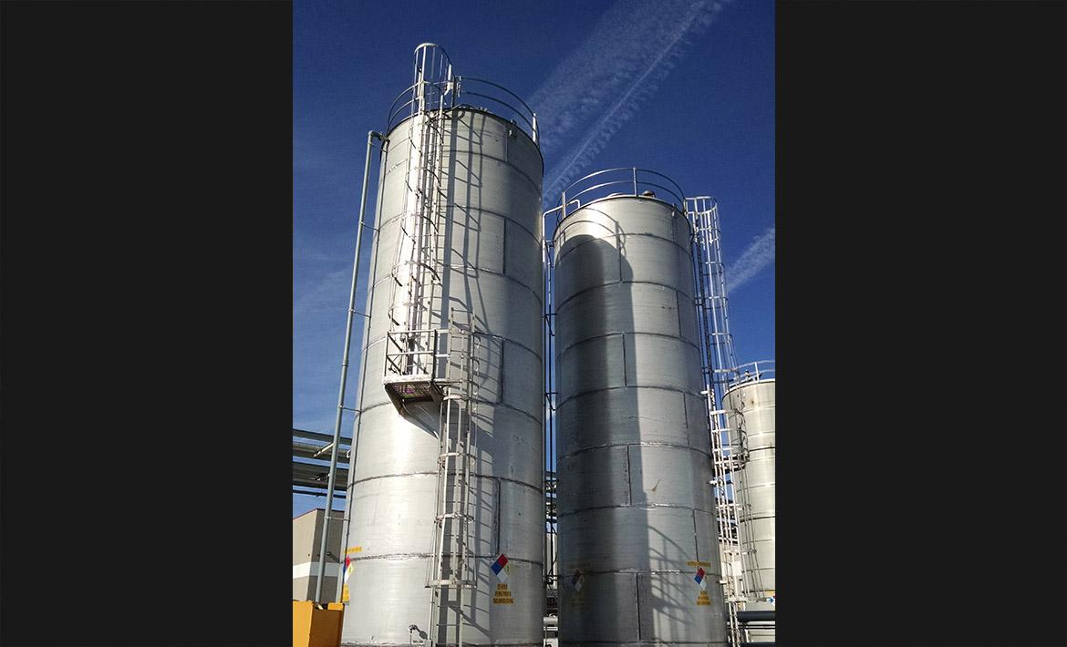 API Vertical Storage Tanks