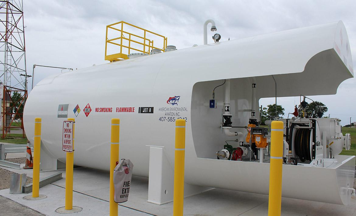 Aboveground Storage Tank Fueling Systems