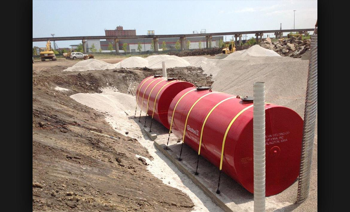 Glasteel II Steel Underground Storage Tanks-3