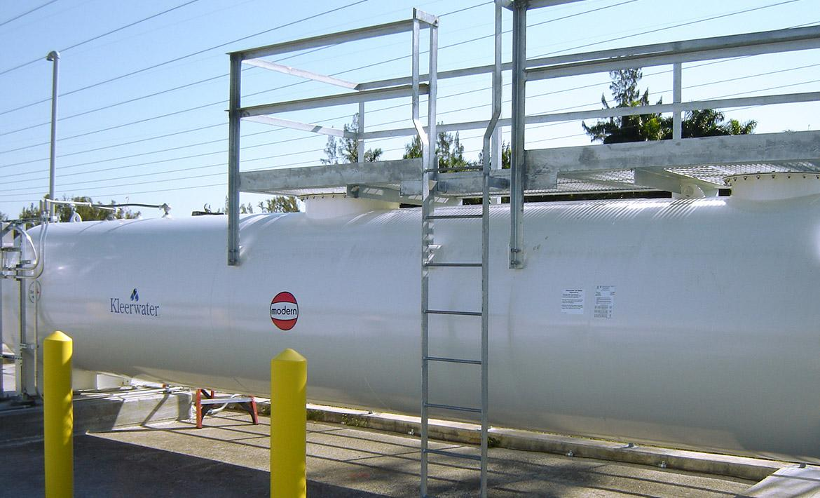 Kleerwater Aboveground Storage Tank