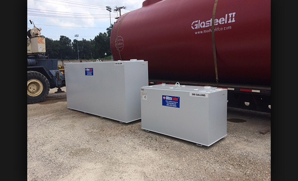 Ultralube Aboveground Storage Tanks