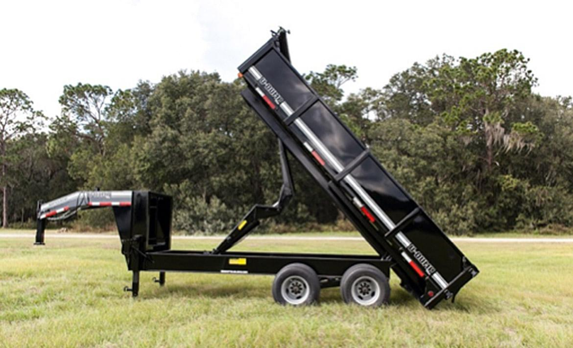 U-Dump Trailers - Steel Sales & Services image