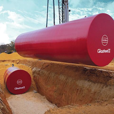 Glasteel II Steel Underground Storage Tank Overview Image