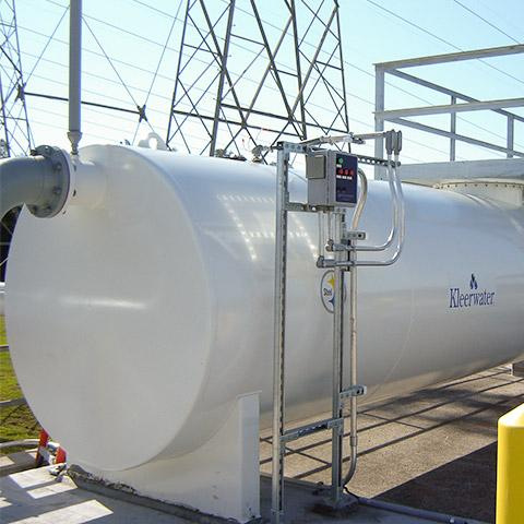 Kleerwater Oil Water Separator Storage Tank Solutions