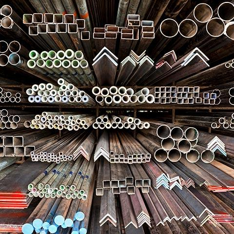 Steel Sales Raw Materials